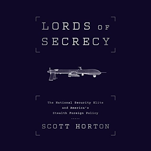 Lords of Secrecy cover art