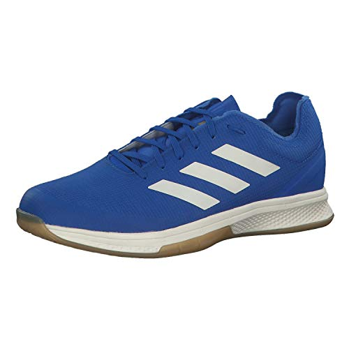 adidas Herren Handballschuhe Counterblast Bounce Blue/Off White/Gold met. 42 2/3