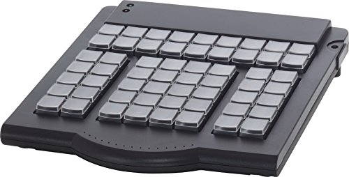 Expertkeys EK-58 free programmable 58 key USB keypad / keyboard by Expertkeys