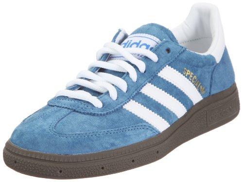 adidas Handball Spezial, Zapatillas para Hombre, Azul (Blue/Running White FTW), 42 2/3 EU