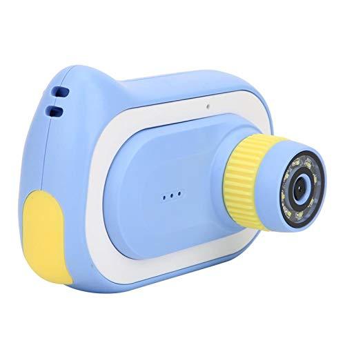 Cámara digital de alta definición, compatible con un máximo de 64 GB, cámara para niños resistente y duradera, para regalos para niños