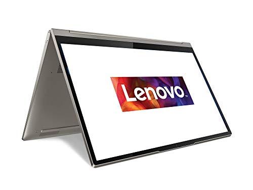 Lenovo Yoga C940 Laptop 35,6 cm (14 Zoll, 1920x1080, Full HD, WideView, Touch) Slim Convertible Notebook (Intel Core i5-1035G4, 8GB RAM, 512GB SSD, Intel Iris Plus Grafik, Windows 10 Home) champagner