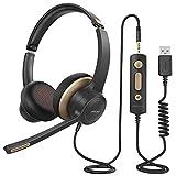 Mpow USB Headset