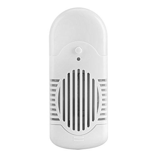 Luchtreiniger Luchtmachine Witte anion Slaapkamer Muurplug Schonere LED-lamp voor thuiskantoor Luchtslaapkamers, filters Allergieën, pollen, rook, huisdierenstof