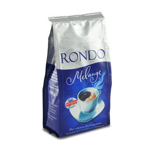Rondo Melange (Kaffee / gemahlen / 150 g)