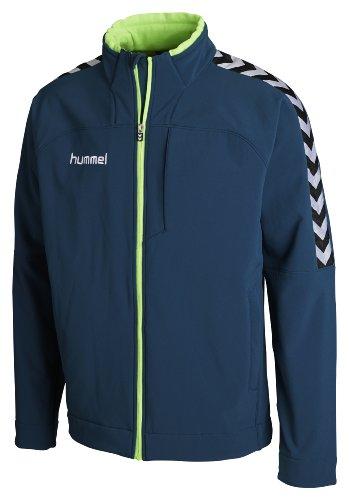 Hummel Kinder Softshell Jacke Stay Authentic, Legion Blue, 6-8(116-128)