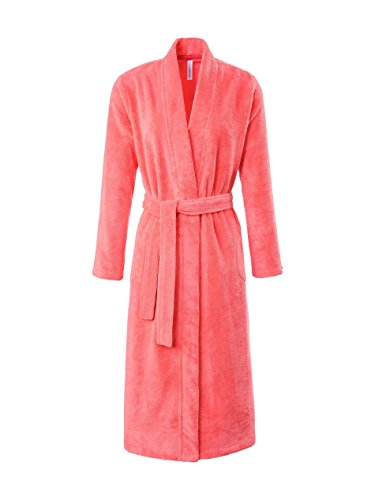 Taubert Bamboo Women Bademantel Kimono Länge 120 cm Damen