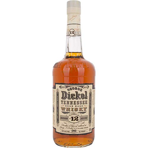 George Dickel No. 12 45,00% 1,00 lt.