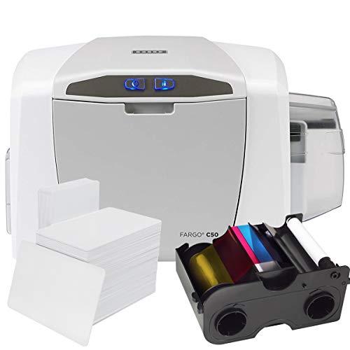 Fargo C50 Kartendrucker Komplettpaket