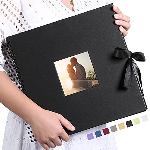 Vienrose Scrapbook Photo Album...