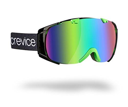 Black Crevice BCR041280 Skibril voor brildragers