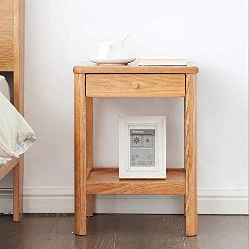 Moderna möbler soffbord sidobord massivt trä soffbord moderna ändbord med förvaringshylla hem soffa hörnskåp för vardagsrum sovrum slutbord sidobord nattduksbord