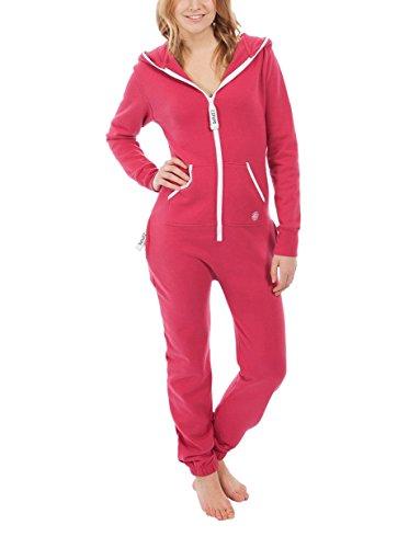 Zipups Mono-Pijama Clean Cut Fucsia L