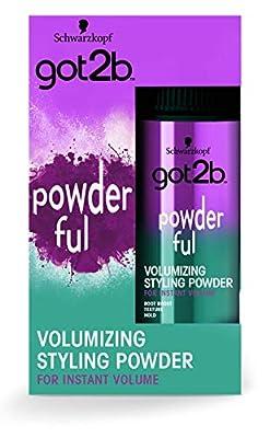 Got2b Polvos volumen POWDER'ful