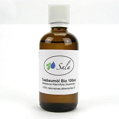 Sala Teebaumöl bio ätherisches Öl 100 ml Glasflasche