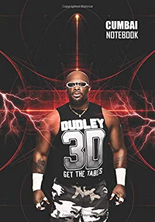 Notebook: D-Von Dudley  Medium College Ruled Notebook 129 pages Lined 7 x 10 in (17.78 x 25.4 cm)