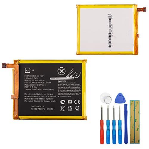 E-yiiviil Batería de repuesto Li3825t43p3h736037 compatible con ZTE Blade V7 y V7 Lite con herramientas.
