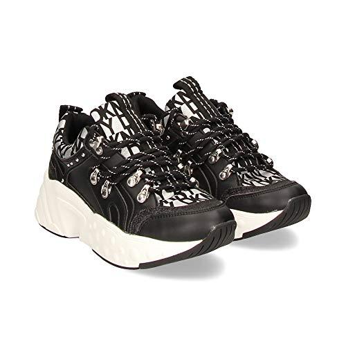 Dkny AVI Mujer Zapatillas Negro 38 EU
