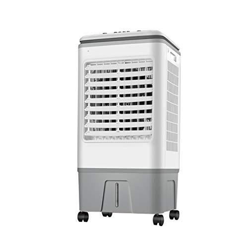 Klimaanlage Klimagerät Ohne Abluftschlauch Klimagerät Oszillierend Wasserkühlung Air Cooler Büro Hotel Weiß