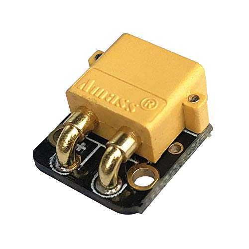NKJH Módulo electrónico For RC Drone FPV Racing 2.3g Full Speed FSD-XT30 60A Amass XT30 2-6S Módulo de Sensor de Corriente