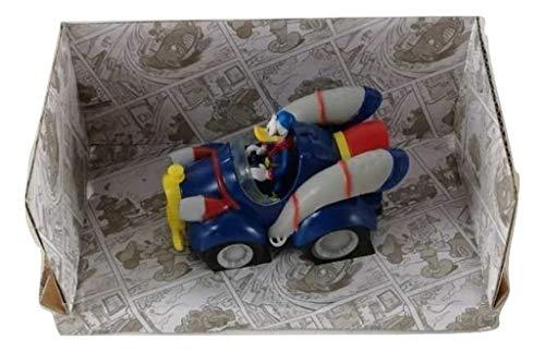 Motorama Disney - 4496035 - Auto di Paperino Blù Spider, Scala 1:43