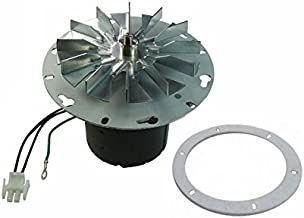 """Whitfield Advantage & Breckwell Exhaust Combustion Motor, 6"""" Mounting Hub, 12056010, 12126009, 12156009, A-E-027, C-E-027 ..."""