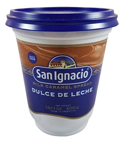 SAN IGNACIO Dulce de Leche San Ignacio Clasico, 13.25 lb