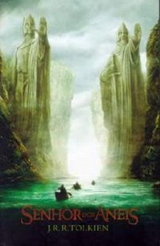 O Senhor dos Anéis. Capa do Filme - Volume Único
