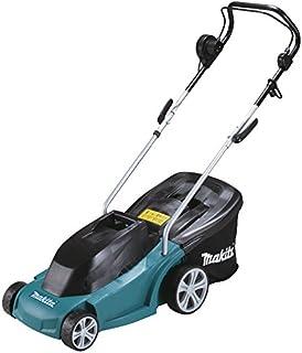 Makita Electric Lawn Mower 240 Watts, Black And Blue [elm3310]
