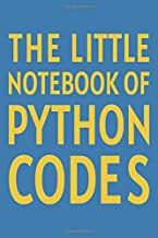 Python Programming Notebook: The Little Notebook Of Python Codes: Blank Ruled Lined Notebook / Journal Gift, 120 pages, 6x9 inches, Matte.