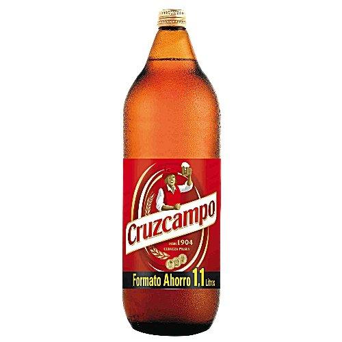 Cruzcampo Original - Bier nach Pilsener Brauart