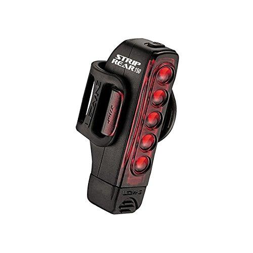 Lezyne Zecto Drive Luz LED Trasera, Negro, Talla Única