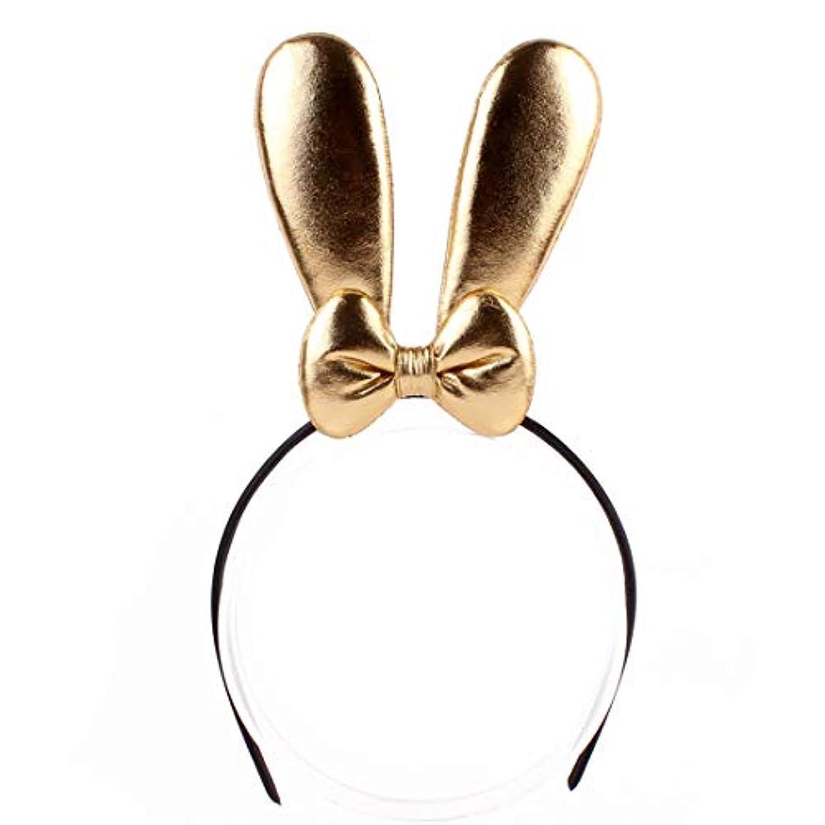 Easter Headband Bunny Ear HairBand Easter Gift (FHJ2)