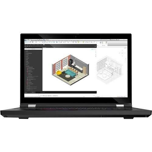 Lenovo ThinkPad P15g Gen 1 20UR003WUS 15.6' Notebook - Full HD - 1920 x 1080 - Intel Core i7 (10th Gen) i7-10850H Hexa-core (6 Core) 2.70 GHz - 16 GB RAM - 512 GB SSD - Glossy Black - Windows 10
