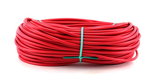 Matassa tubino per legatura sedie a dondoli 2,5kg (Rosso)