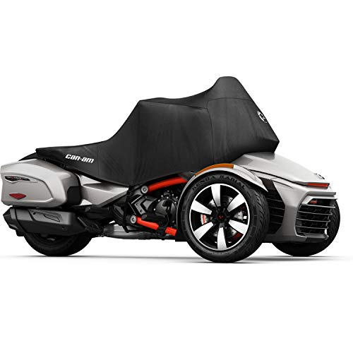 Can-Am Spyder F3-T F3 Limited Black Touring Cover 219400604 -  BRP