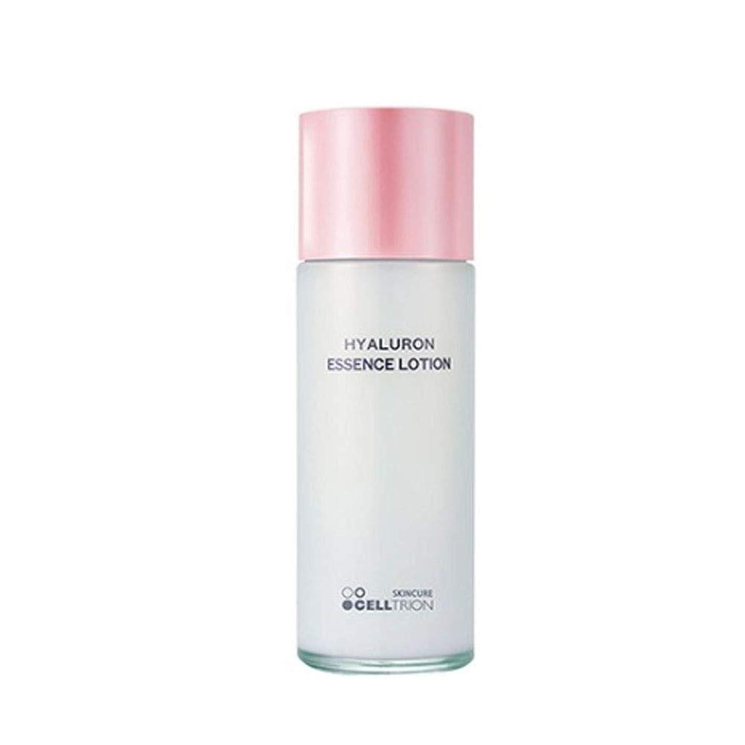 厳スケッチ学者セルトリオンスキンキュアヒアルロンエッセンスローション 150ml 美白シワ改善、Celltrion Skincure Hyaluron Essence Lotion 150ml Anti-Wrinkle [並行輸入品]