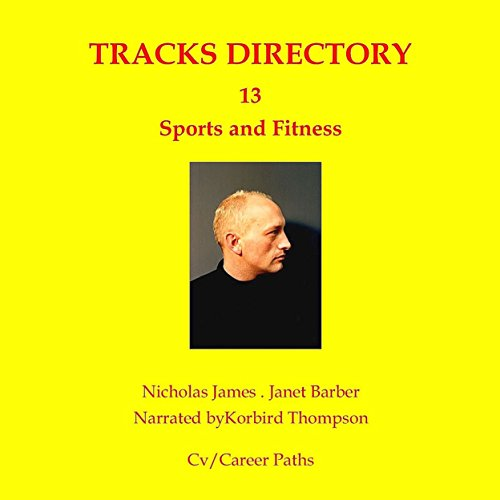 Sports and Fitness audiobook cover art