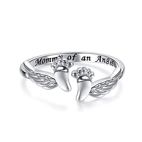 Miscarriage Ring and Necklace