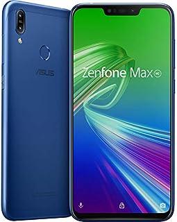 エイスース ASUS ZenFone Max (M2) スペースブルー6.3インチ SIMフリースマートフォン[マルチキャリア対応:docomo/au/Y! mobile VoLTE] ZB633KL-BL32S4