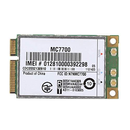 Adanse Entsperrte MC7700 3G / 4G WWAN-Karte für Sierra AirPrime, 100 Mbit/S 4G / 3G LTE/FDD/WCDMA/GPS Modul für/Linux