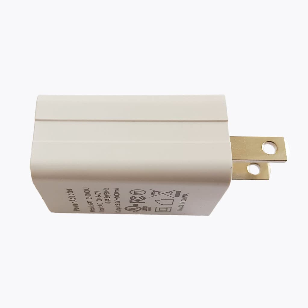 USB Power Adapter Wall Charger E with We OFFer Limited time cheap sale at cheap prices Fairywill Compatible Sonic