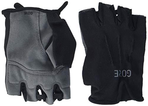 GORE Wear Atmungsaktive Herren Fahrrad-Kurzfingerhandschuhe, Größe: 8, Farbe: Schwarz, 100124