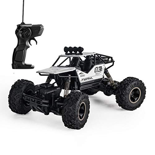 Afstandsbediening Truck, 4WD RC Auto 1:16 Schaal RC Truck 2.4Ghz High Speed Radio Car Off Road RC Monster Truck All Terrain Off Road Toy Truck Voor Kinderen Volwassenen