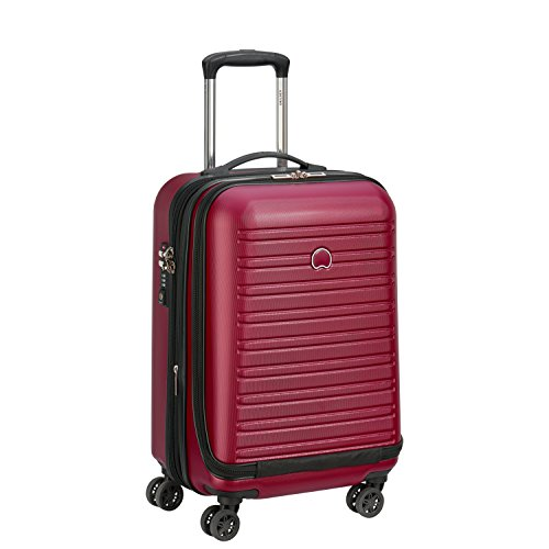 DELSEY PARIS Segur Bagage cabine, 55 cm, 48 litres, Rouge