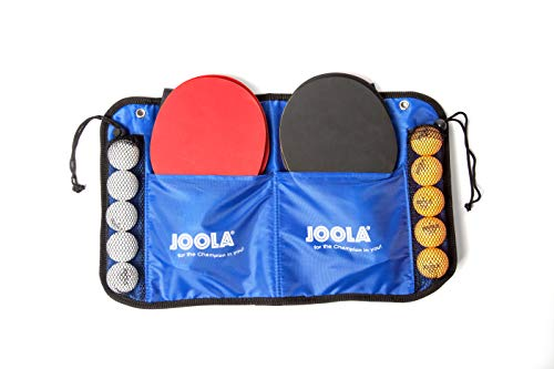 JOOLA Family Premium Table Tennis Bundle Set - 4 Regulation Ping...