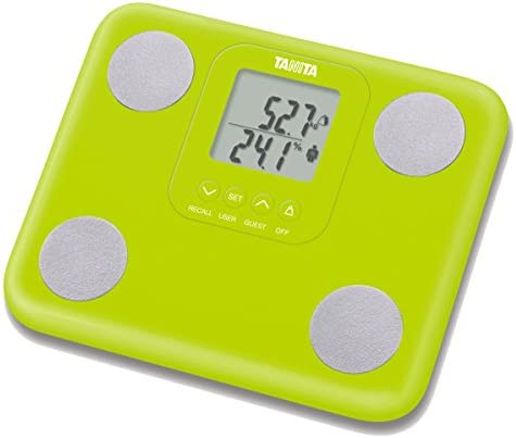 Tanita BC730G InnerScan Body Composition Monitor Green