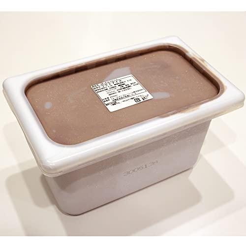 ブルーシール アイスクリーム チョコレート味 4リットル 業務用
