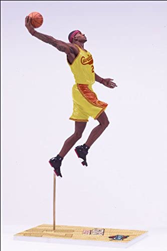 McFarlane NBA Series 17 LEBRON JAMES - Cleveland Cavaliers