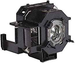 EX70 Epson Projector Lamp Replacement. Projector Lamp Assembly with Genuine Original Osram P-VIP Bulb inside.